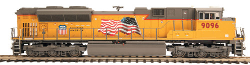 MTH 80-2397-1 Union Pacific SD70Ace Ho Scale Diesel Engine with Proto-Sound 3.0