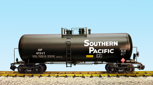 USA Trains R15269 Southern Pacific 42 Foot Modern Tank Car Ultimate Series G Gauge