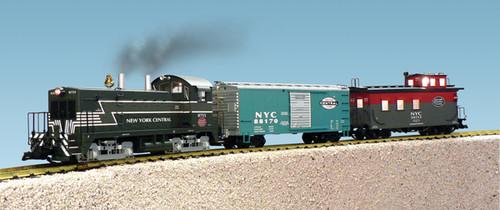 USA Trains R72304 New York Central Ready To Run Train Set G Gauge