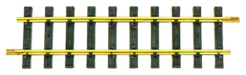 "USA Trains R81000 Brass 12"" Straight Track G Gauge"