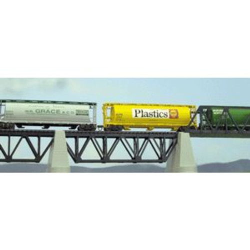 Atlas Trains 591 HO Code 83 Deck Truss Bridge