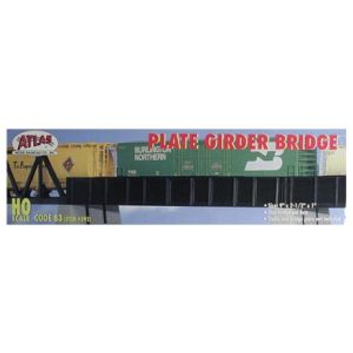 Atlas Trains 592 HO Code 83 Plate Girder Bridge