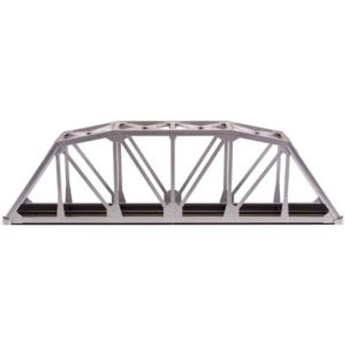 Atlas Trains 594 HOCode 83 18 Truss Bridge Kit/sil