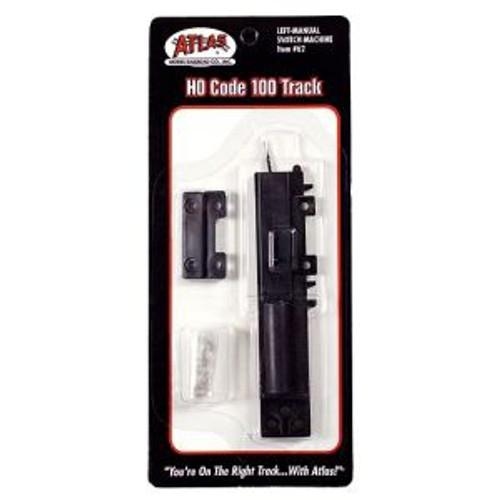 Atlas Trains 62 HO Code 100 Switch Machine/LH Manual
