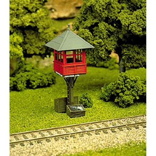 Atlas Trains 701 HO Elevated Gate Tower Kit