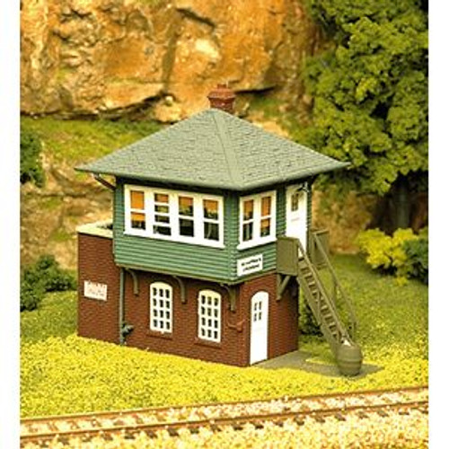 Atlas Trains 704 HO Scale Signal Tower Kit