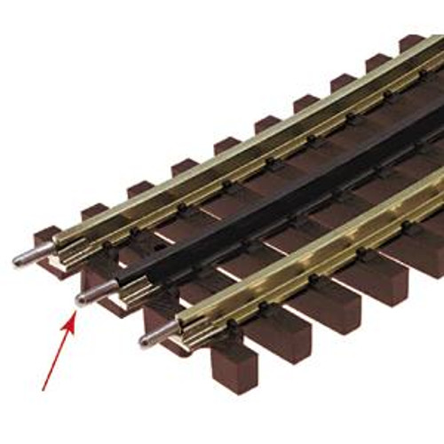 Atlas Trains 6095 O Scale Transition Joiners (6pcs/pk)