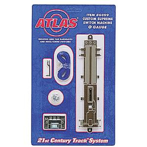 Atlas Trains 6099 O Scale Remote Switch Machine