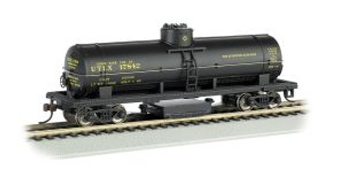Bachmann Trains 16302 HO Scale Track Cleaning Tank Car UTLX