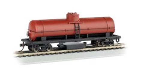 Bachmann Trains 16303 HO Track Cleaning Tank Car Unlttrd/oxide red