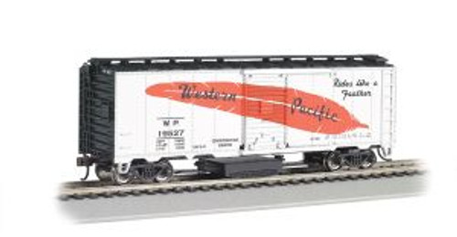 Bachmann Trains 16317 HO Track Cleaning 40' Boxcar WP Feather