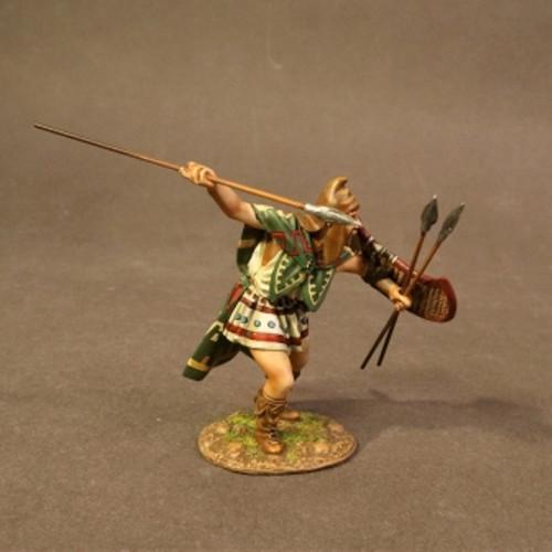 John Jenkins TH-06A Armies And Enemies Of Greece And Macedonia Thracian Peltast