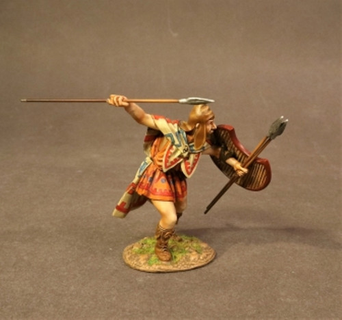 John Jenkins TH-06B Armies And Enemies Of Greece And Macedonia Thracian Peltast
