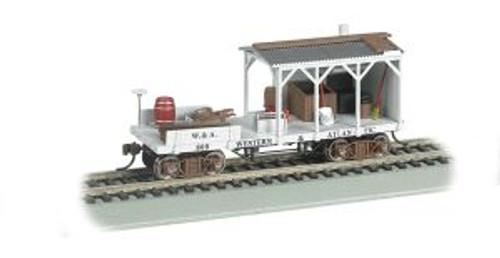 Bachman Trains 16402 HO Scale OT MoW Blacksmith Car Western & Atlantic