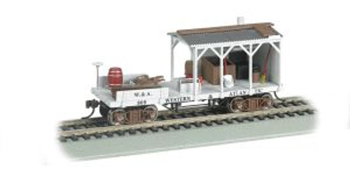 Bachman Trains 16402 HO Scale OT MoW Blacksmith Car Western & Atlantic