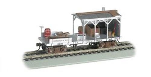 Bachman Trains 16403 HO Scale  OT MoW Blacksmith Car Central Pacific