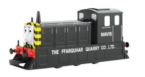 Bachmann Trains 58801 HO Scale TTT Mavis w/Moving Eyes