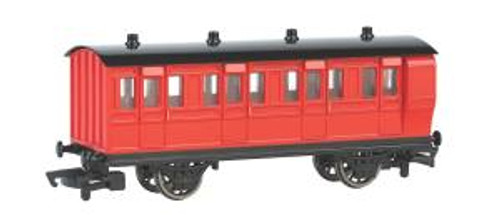 Bachmann 76039 HO Scale TTT Red Brake Coach