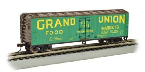 Bachmann Trains 19806 HO Scale  40' Wood Reefer Grand Union