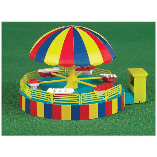 Bachmann Trains 46242 HO Kiddie Boat Operating Carnival Ride Kit