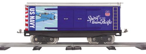 MTH 11-30258 Tinplate Spirit Of The Union Pacific US Navy Standard Gauge Box Car