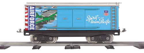 MTH 11-30260 Tinplate Spirit Of The Union Pacific US Air Force Standard Gauge Box Car
