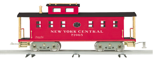 MTH 11-30231 New York Central Std Gauge Lionel Corp Tinplate Lighted Caboose