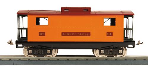 MTH 11-30237 Lionel Corporation Tinplate 217 Standard Gauge Illuminated Caboose