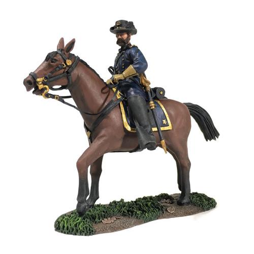 WBritain 31275 Federal General John Gibbon Mounted