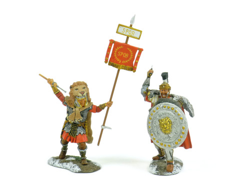 Conte Collectibles Rome004 Roman Century Command Set #1