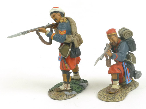 Conte Collectibles Zouaves-002 Firing Set #1 American Civil War