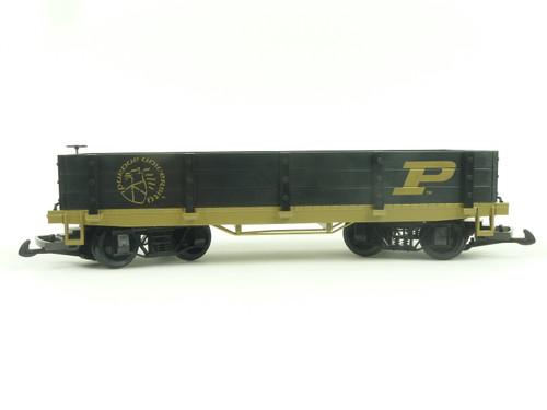 Hartland Locomotive Works N10103 Purdue University Gondola G Gauge Model Trains