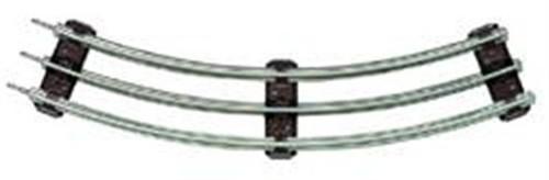 """Lionel 6-65113 54"""" Diameter Curved Tubular Track O Gauge Model Trains"""