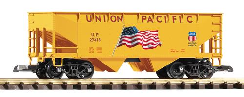 Piko 38892 Union Pacific Flag Hopper Car G Scale
