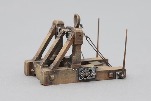 Thomas Gunn ACCPACK017A Roman Onager/Catapult - Just Fired