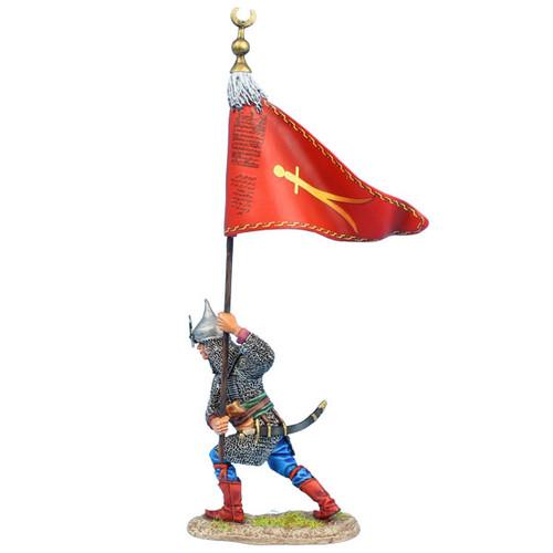 First Legion REN051 Ottoman Turk Standard Bearer