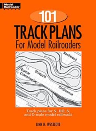 Kalmbach 12012 101 Track Plans for Model Railroads