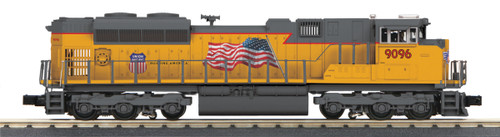 MTH 30-20636-1 Union Pacific Flag SD70ACe Imperial Diesel Engine ProtoSound 3