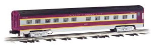 Bachmann WLM43151 O Gauge 72' Streamliners ACL 4 pack