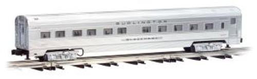 Bachmann WLM43154 O Gauge 72' Streamliners CB&Q 4 pack