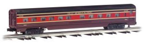 Bachmann WLM43156 O Gauge 72' Streamliners GM&O 4 pack