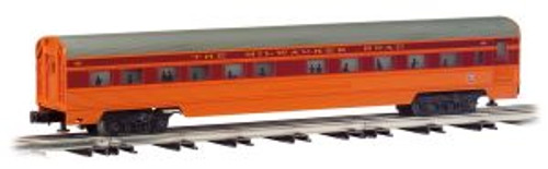 Bachmann WLM43170 O Gauge 72' Streamliners Milw.Rd.4 pack
