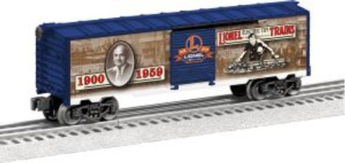 6-82992 O Gauge Lionel 115th Anniversary Boxcar