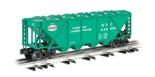 Bachmann Williams 47624 O Gauge Quad Hopper NYC