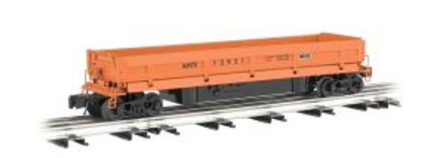 Bachmann Williams 47954 O Operating Dump Car Amtrak MoW