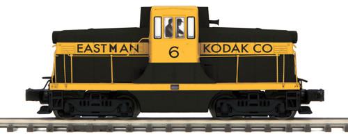 MTH 20-21112-1 O Scale Premier G.E. 44 Ton Phase 3 Diesel Engine w/Proto-Sound 3.0 (Hi-Rail Wheels)
