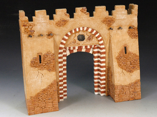 King & Country Soldiers SP031 Diorama Accessories The Gateway