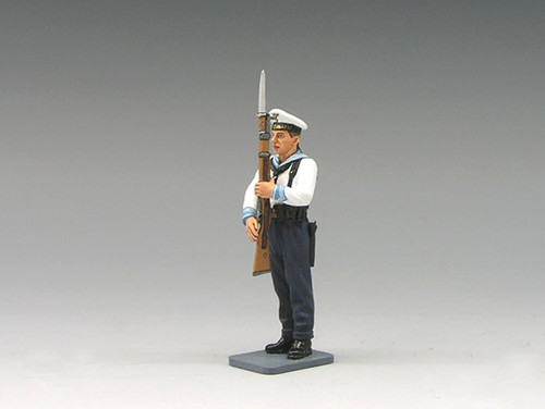 King & Country Soldiers LAH092 Berlin '38 Seaman Presenting Arms