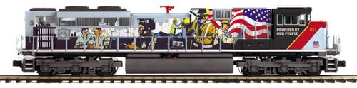"""MTH 20-21264-1 SD70ACE Union Pacific Diesel Locomotive """"Powered by the People"""""""