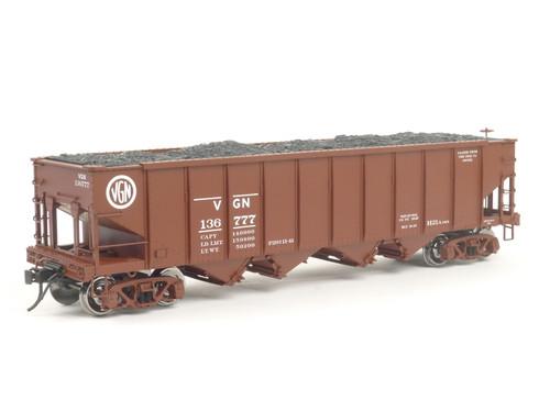 Atlas O Scale Trains 7781-9 Virginian H21a Hopper 2-Rail